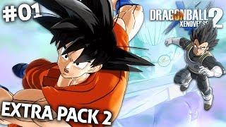 LE RETOUR DE DEMIGRA - Episode 1 : Extra Pack 2 (HISTOIRE)   DRAGON BALL XENOVERSE 2 - FR