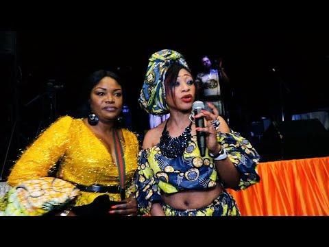 Journée de la femmes à Genève organsine par betty milca 100% Ngwasuma