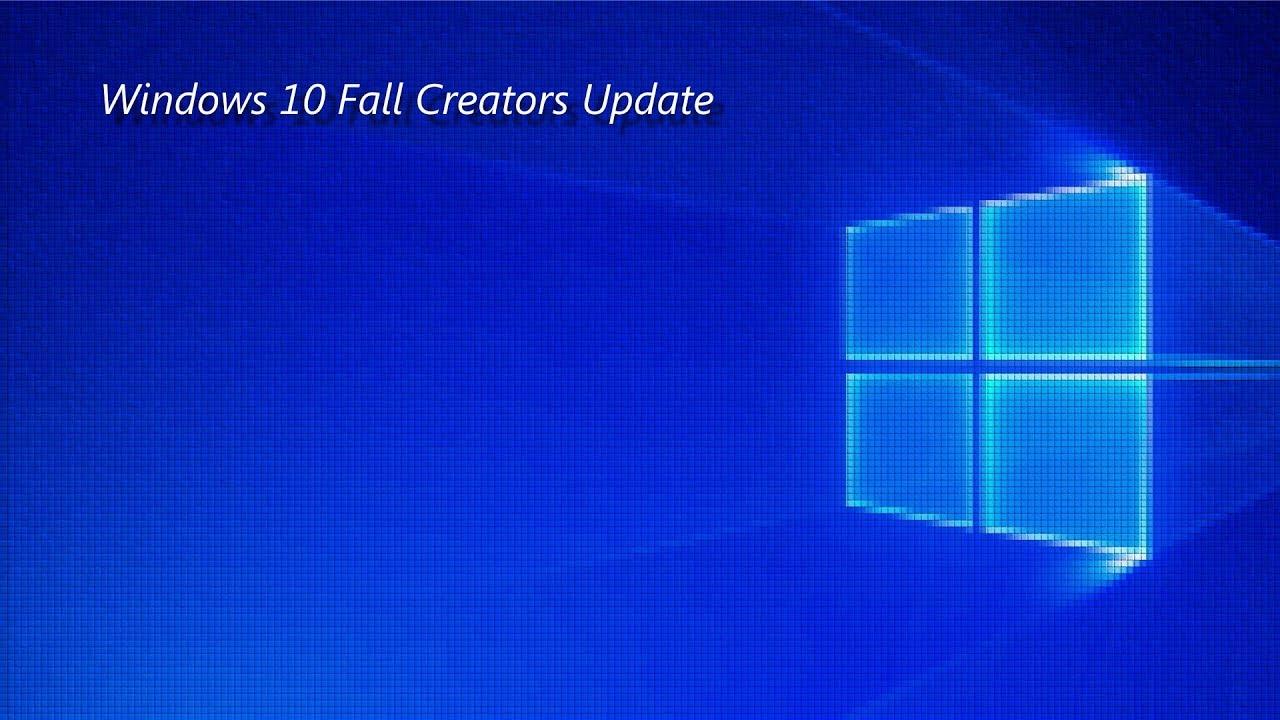 windows 10 1709 fall creators update download