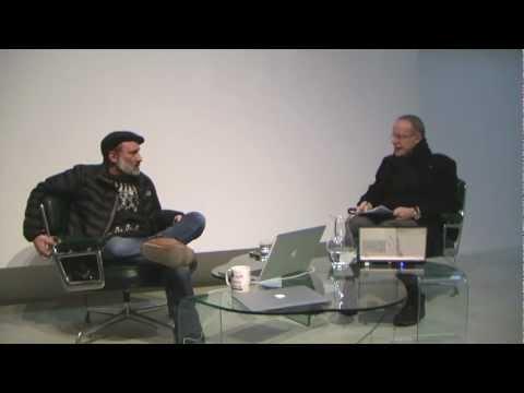 Santiago Sierra 'In Conversation' with Hans Ulrich Obrist Part II