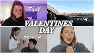 Our Valentines Day: Special gift (I'm crying), ich schneide seine Haare *a whole shitshow*& Autokino