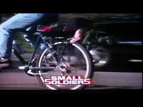 Opening to Deep Impact UK VHS (1998) (rental)
