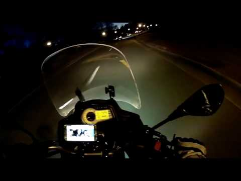 Ride home 4 Jan 2015