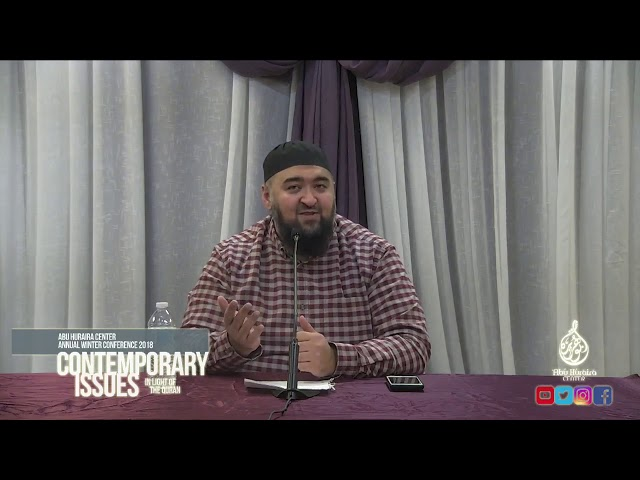 Sh. Navaid Aziz  Contemporary Issues in the Workplace