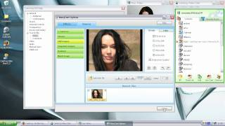 Repeat youtube video Changing your profile photo with Camfrog Video Chat (Windows)
