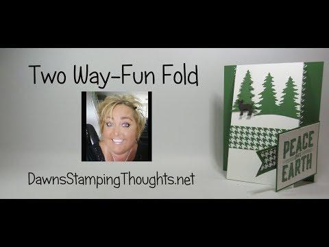 Two Way Fun Fold