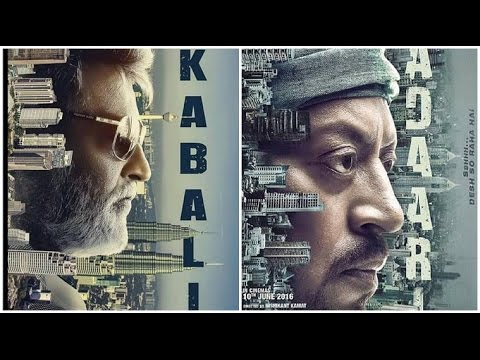 Kabali poster issue - Irrfan accuses...