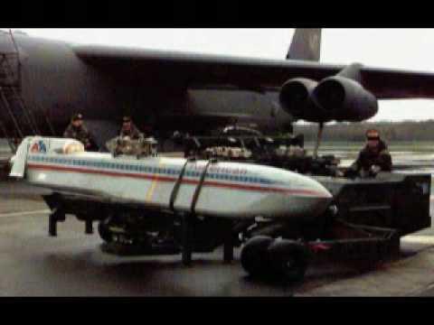 911 Pentagon vs cruise missile