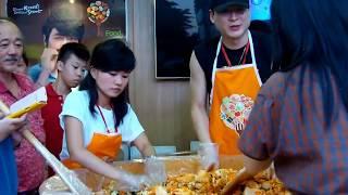Membuat Nasi Campur Korea-Bibimbap