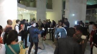 Свадьба в отеле Horizon Pyramids, Каир, июн14