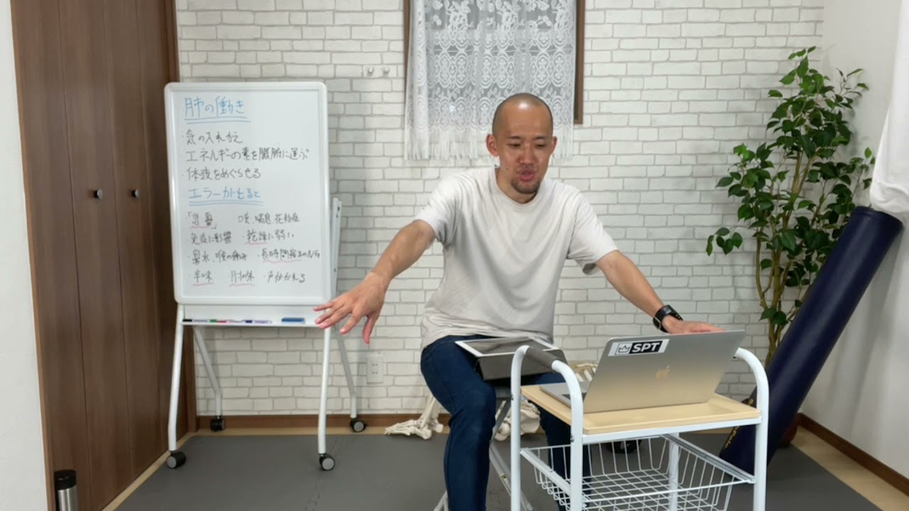 経絡ストレッチ「肺」(フル)