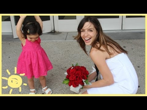 ELLE | JUST MARRIED!! (courthouse wedding surprise)