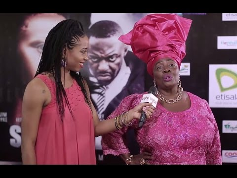Alexx Ekubo, Wole Ojo and More Interview On Red Carpet Of 'Stalker' Movie Premiere