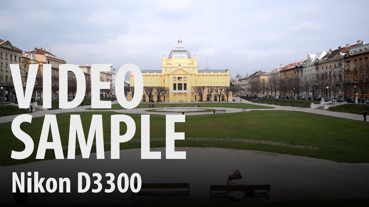 Nikon D3300 : video sample - YouTube