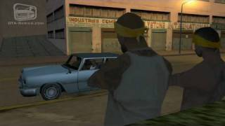 GTA San Andreas - Walkthrough - Mission #14 - Running Dog (HD)