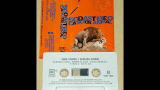 """Soda Stereo, presentación de Canción Animal en """"Tiempo Perdido"""", Rock And Pop 1990 - COMPLETO"""