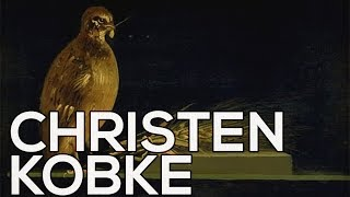 Christen Købke: A collection of 72 paintings (HD)