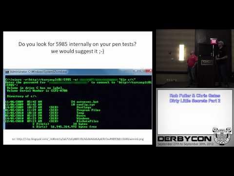 1 1 6 Rob Fuller Chris Gates   Dirty Little Secrets Part 2