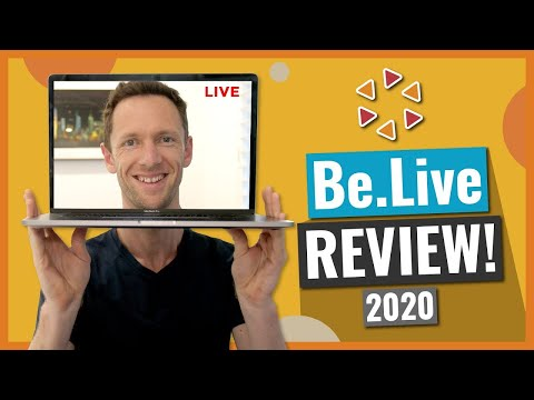 BeLive.TV Review 2020: Best Live Stream Software?