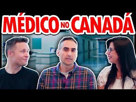 COMO TRABALHAR COMO MÉDICO NO CANADÁ