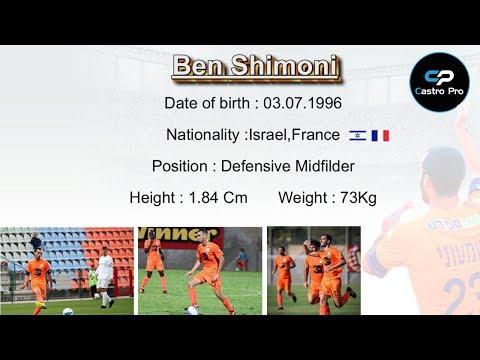 Ben Shimoni 2018-2019