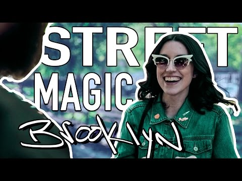 CHRIS RAMSAY // STREET MAGIC (BROOKLYN)