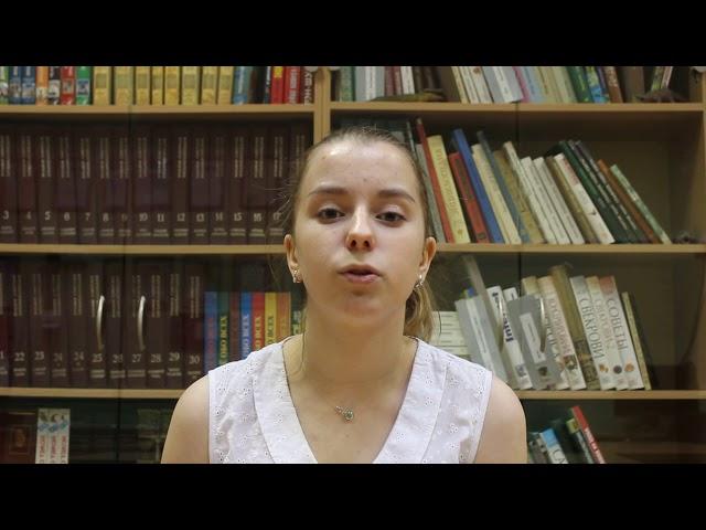 Изображение предпросмотра прочтения – ДарьяБакланова читает произведение «Я убит на Чеченской войне» (Русский фольклор )