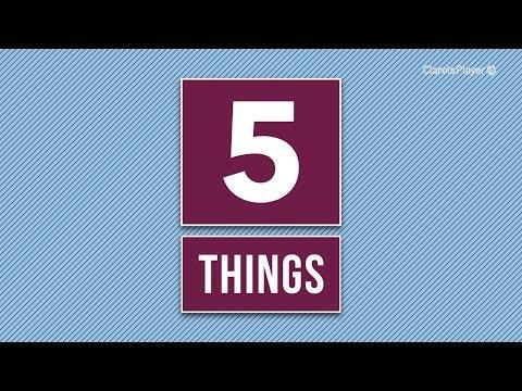 5 THINGS   Burnley v Watford