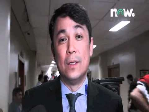 Ambush Interview with Defense lawyer Atty. Tranquil Salvador 02-07-12