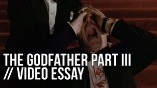 Godfather Part III, The Death of Michael Corleone: Video Essay - The Seventh Art