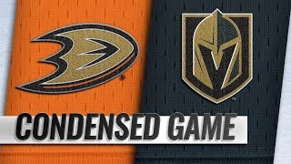 Anaheim Ducks vs Vegas Golden Knights | Nov.14, 2018 | Game Highlights | NHL 2018/19 | Обзор матча