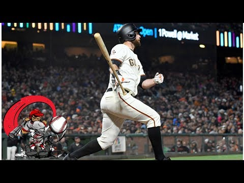 San francisco giants: brandon belt refuses to homer for a fifth straight game in loss