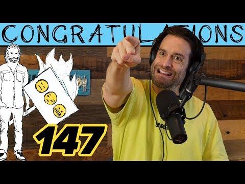 Charlie Grateful (147) | Congratulations Podcast with Chris D'Elia