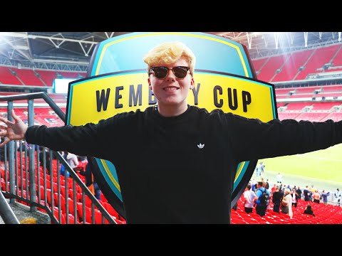 THE WEMBLEY CUP 2016!!! #WembleyCup