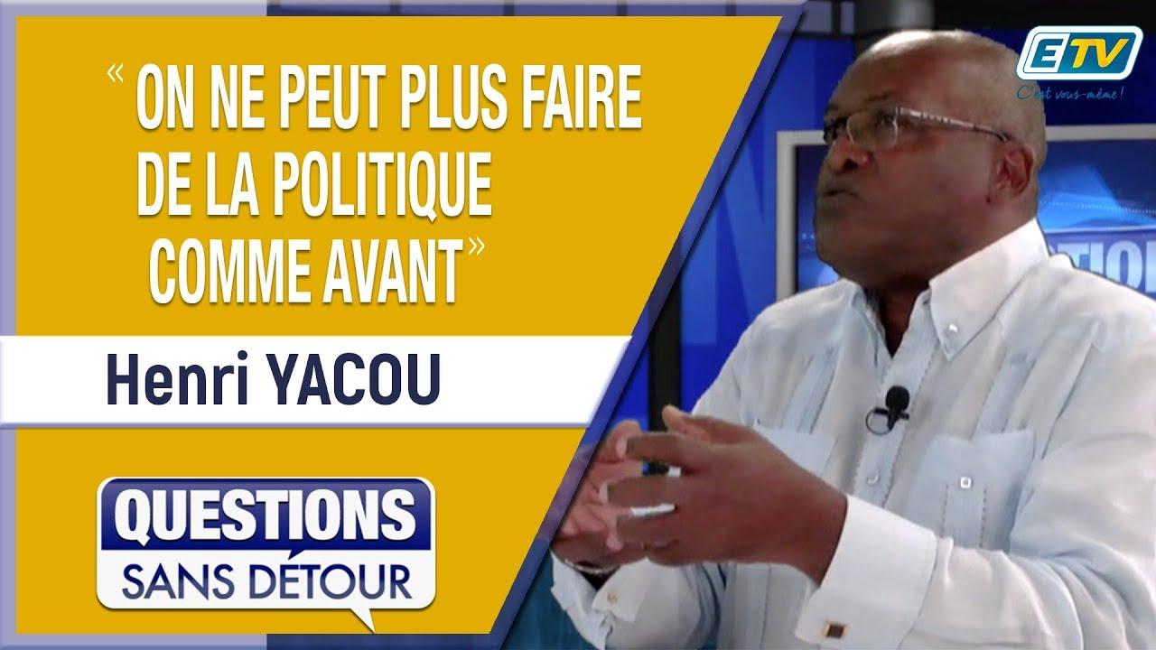 Questions Sans Détour avec Henri YACOU
