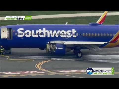 ABC's Alex Stone talks about NTSB Investigation of Southwest Flight