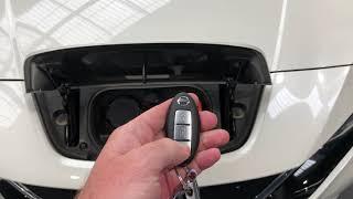 🔥 Comment débrancher le câble de charge sur Nissan LEAF en un CLIC ❌
