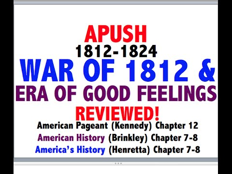 American Pageant Chapter 12 APUSH Review