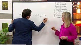 Numerología:  ¿Qué significados tiene nuestro RUT?  - LA MAÑANA