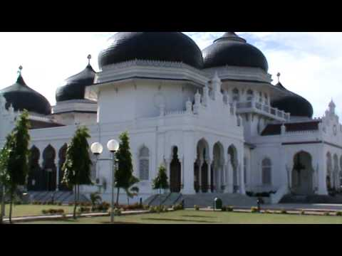 Baiturrahman Grand Mosque-Banda Aceh