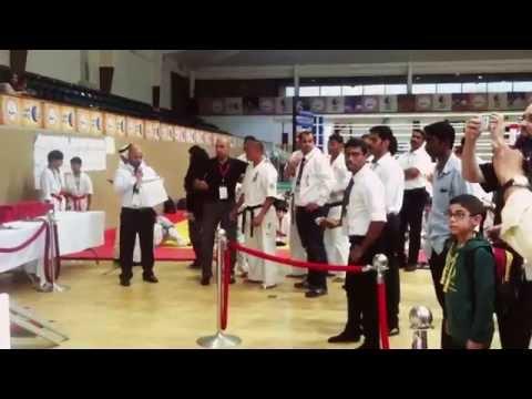 UAE Full contact tournament (Abu Dhabi )2014