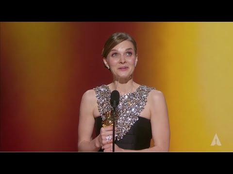 Hildur Guðnadóttir Wins Academy Award For Joker