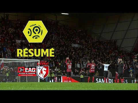 EA Guingamp - LOSC (1-0)  - Résumé - (EAG - LOSC) / 2017-18