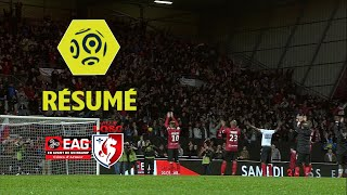 Video EA Guingamp - LOSC (1-0)  - Résumé - (EAG - LOSC) / 2017-18 download MP3, 3GP, MP4, WEBM, AVI, FLV Oktober 2017