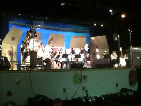 Panorama High School Winter Concert 2011 (Marching Band; part 1)