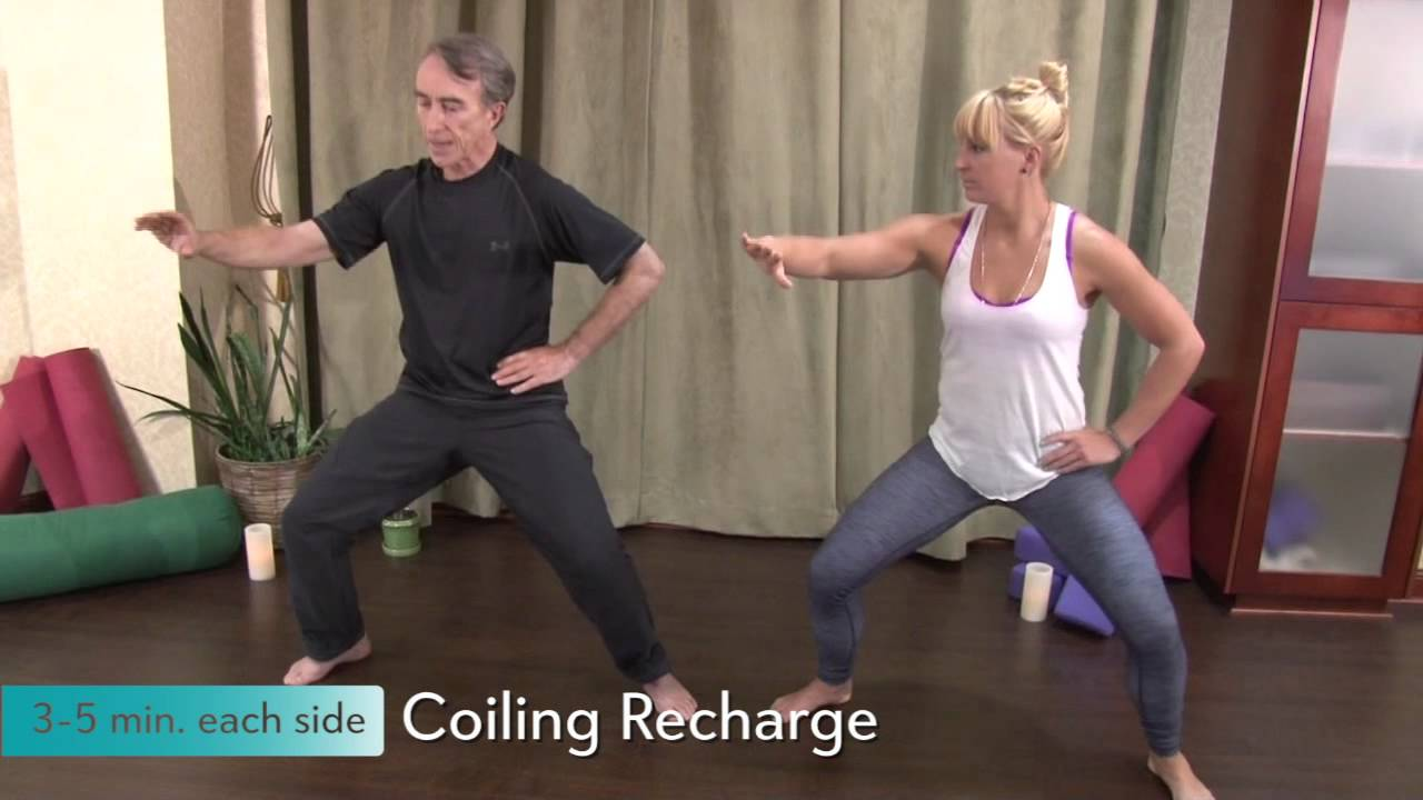Go With the Flow: The Qigong Workout - Experience Life