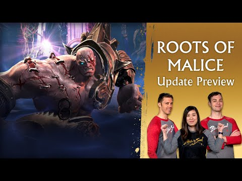 Blade & Soul: Roots of Malice Update Preview