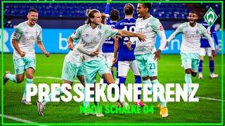 Fc schalke 04 - sv werder bremen 1:3 | pressekonferenz nach dem zweiten spieltag mit david wagner und florian kohfeldt. ► abonnieren/subscribe: http://bit.ly...