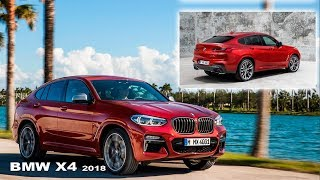 BMW X4 - Interior and Exterior | NEW BMW X4 2018