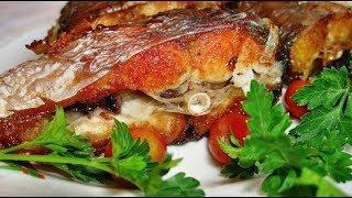 Запекаем рыбу Чир  (Новогодний рецепт)